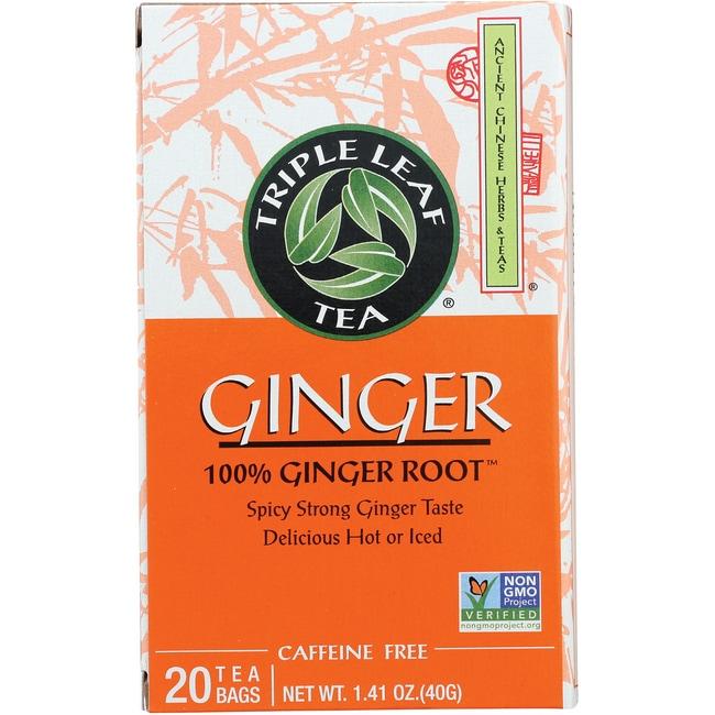 Triple Leaf TeaGinger Tea Caffeine Free