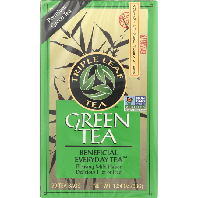 Triple Leaf Tea Green Tea