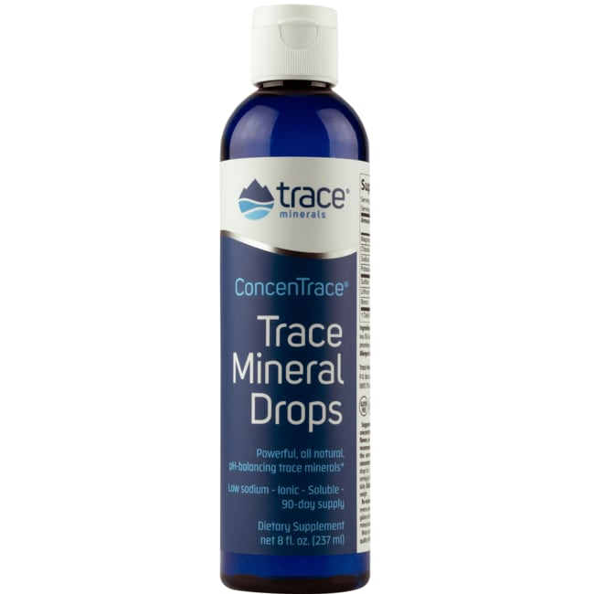 Trace MineralsConcenTrace Trace Mineral Drops