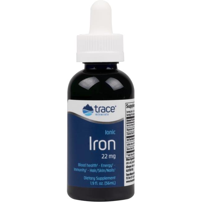 Trace MineralsLiquid Ionic Iron