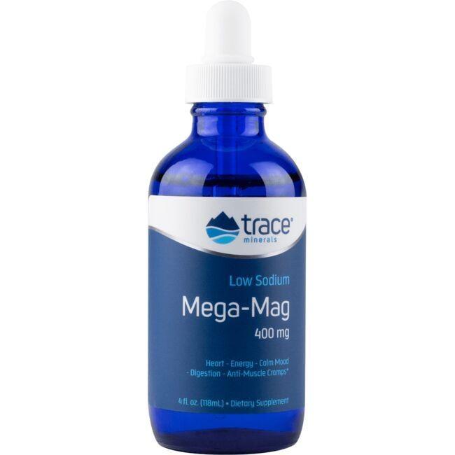 Trace MineralsLow Sodium Mega-Mag