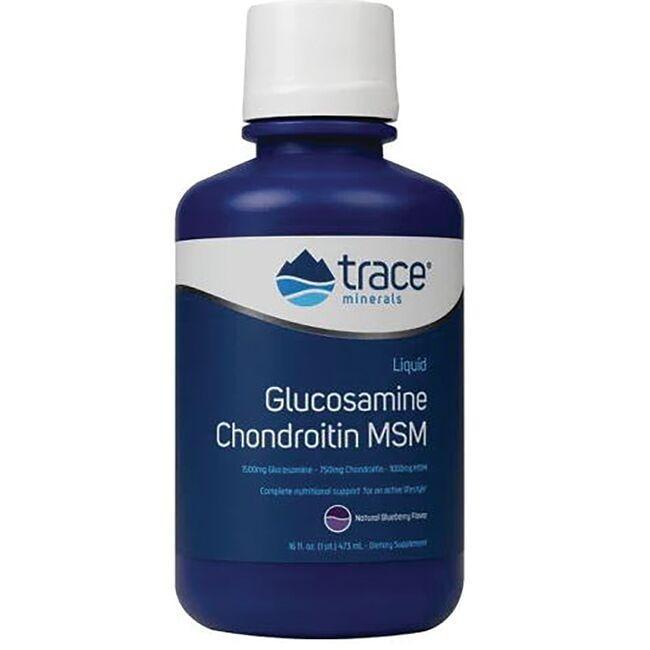 Trace MineralsGlucosamine/Chondroitin/MSM - Blueberry
