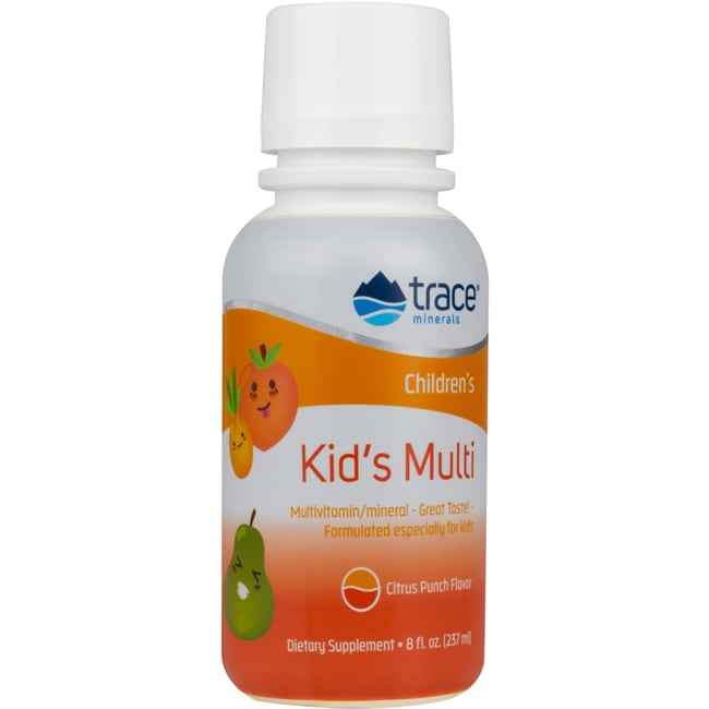 Trace MineralsKid's Multi - Citrus Punch