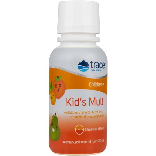 Trace Minerals Kid's Multi - Citrus Punch