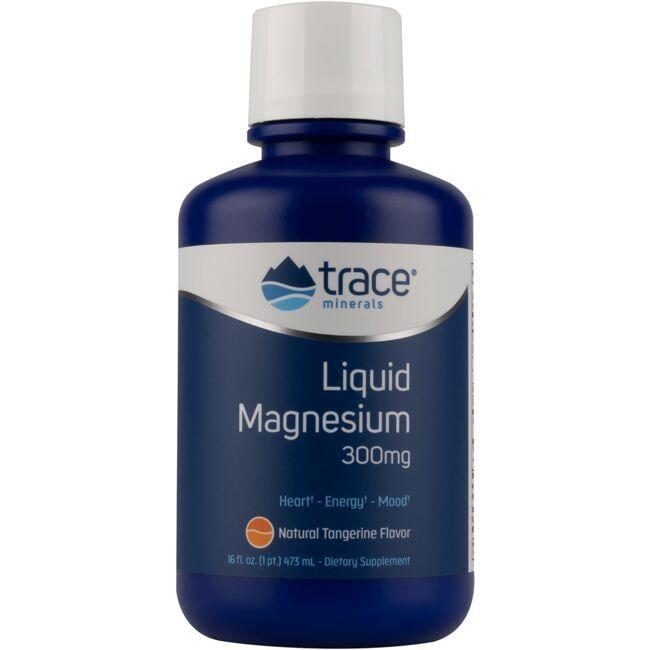Trace MineralsLiquid Magnesium - Tangerine