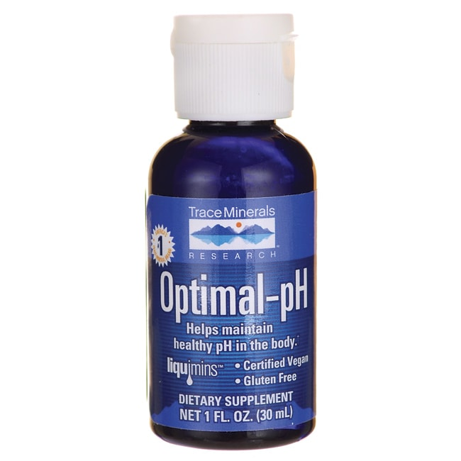 Trace Minerals Optimal-pH