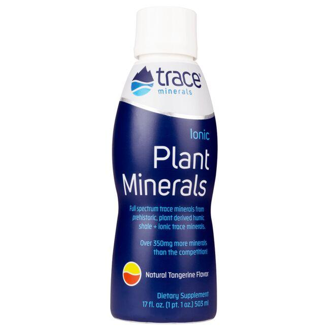 Trace Minerals Ionic Plant Minerals - Tangerine