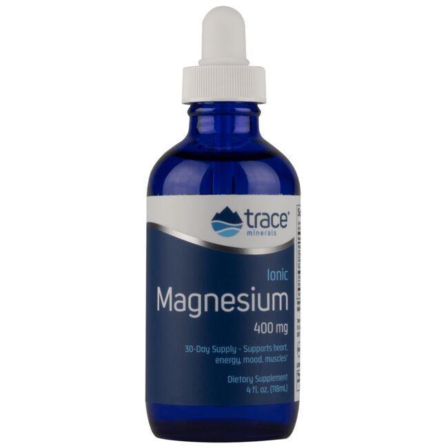 Trace MineralsIonic Magnesium