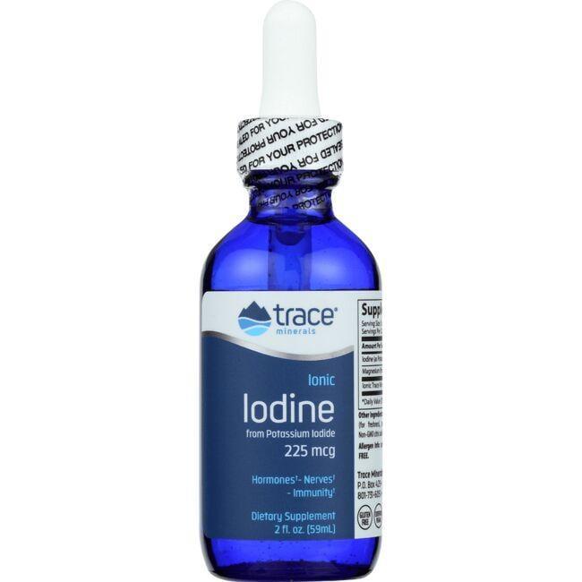 Trace MineralsIonic Iodine