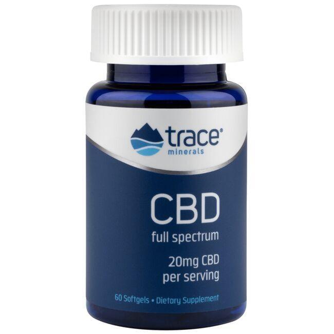 Trace MineralsFull Spectrum CBD