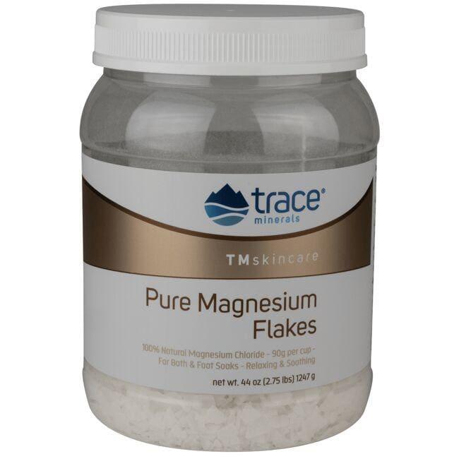 Trace MineralsPure Magnesium Flakes