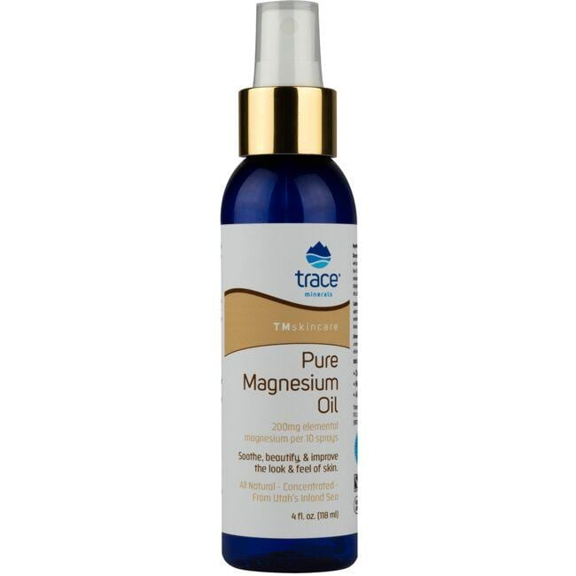 Trace Minerals Pure Magnesium Oil