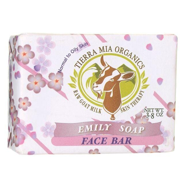 Tierra Mia Organics Emily Soap Face Bar