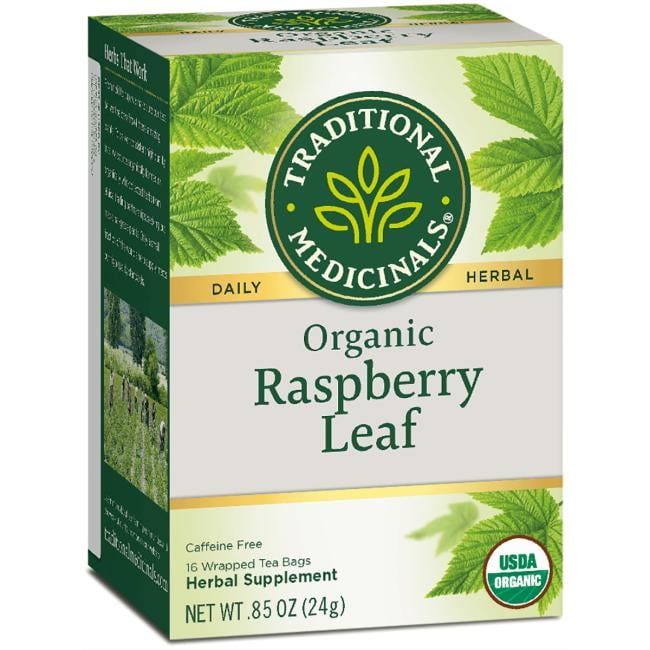 Traditional MedicinalsOrganic Raspberry Leaf Tea