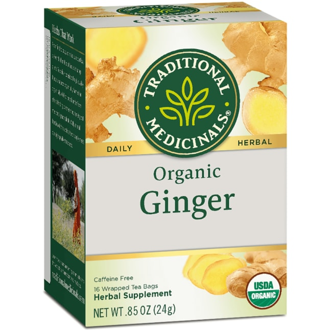 Traditional MedicinalsOrganic Ginger Tea