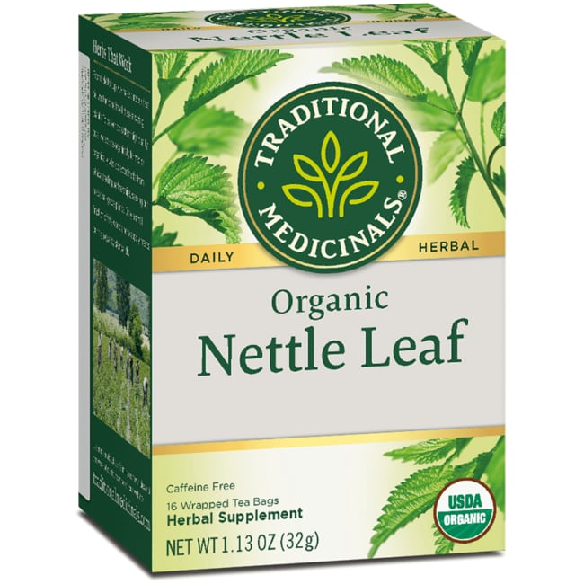 Traditional MedicinalsOrganic Nettle Leaf Tea