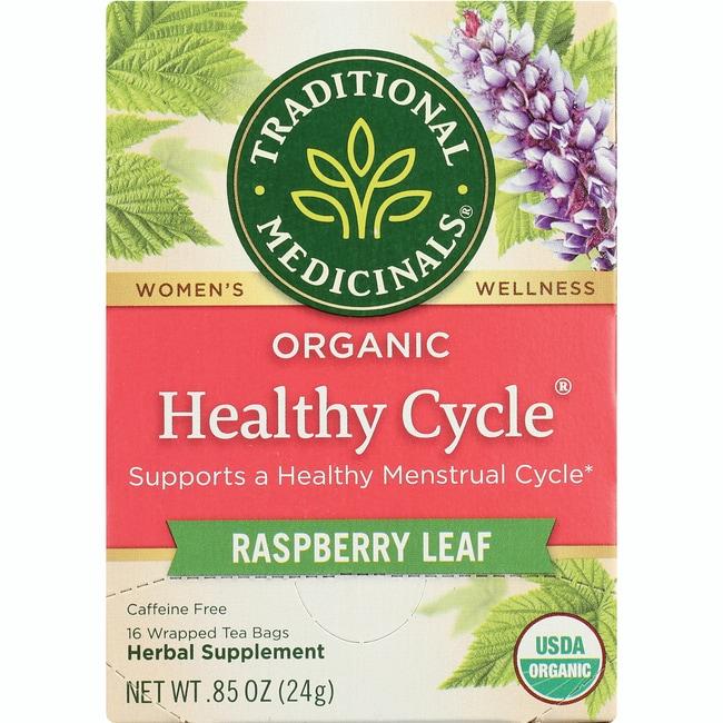 Traditional Medicinals Healthy Cycle Tea