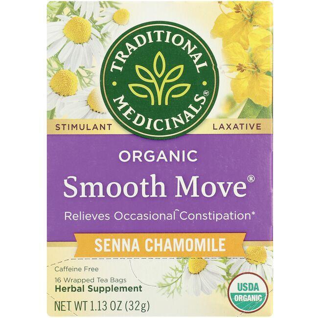 Traditional MedicinalsChamomile Smooth Move Senna Tea