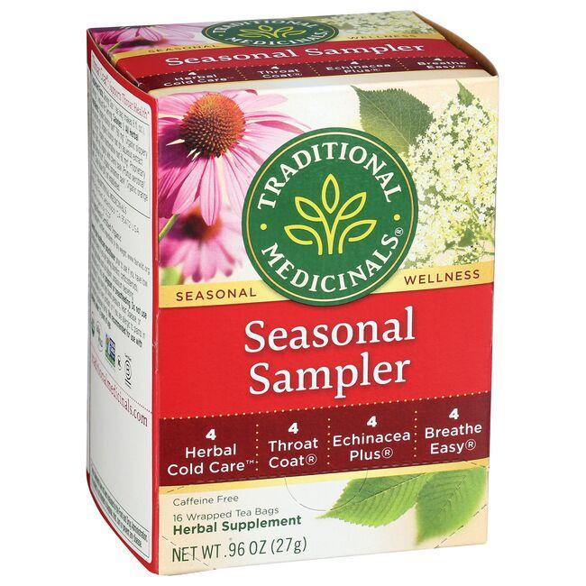Traditional MedicinalsSeasonal Sampler