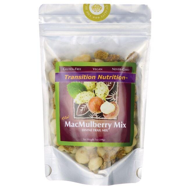 Transition Nutrition Raw MacMulberry Mix