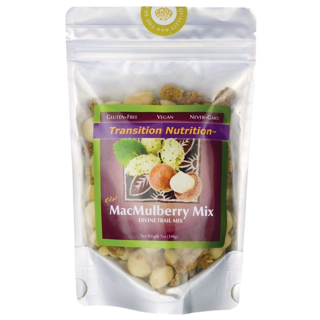 Transition NutritionRaw MacMulberry Mix