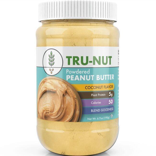 Tru-NutPowdered Peanut Butter - Coconut