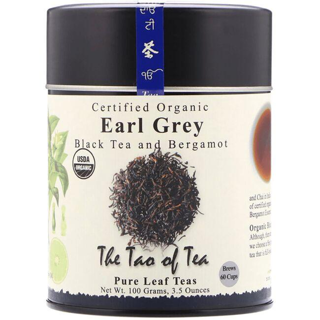 The Tao Of TeaEarl Grey Black Tea and Bergamot