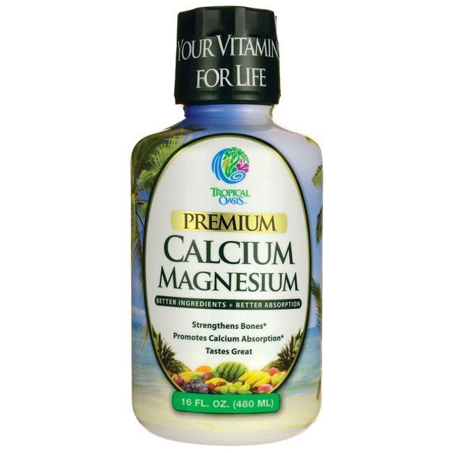 Tropical OasisPremium Calcium Magnesium