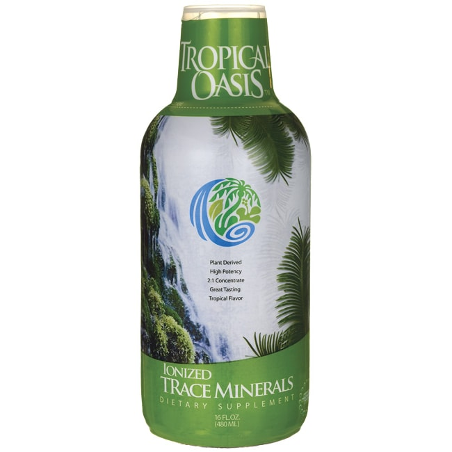 Tropical Oasis Ionized Trace Minerals