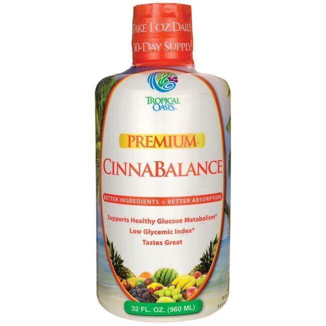 Tropical OasisCinnaBalance