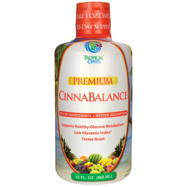Tropical OasisCinnaBalance