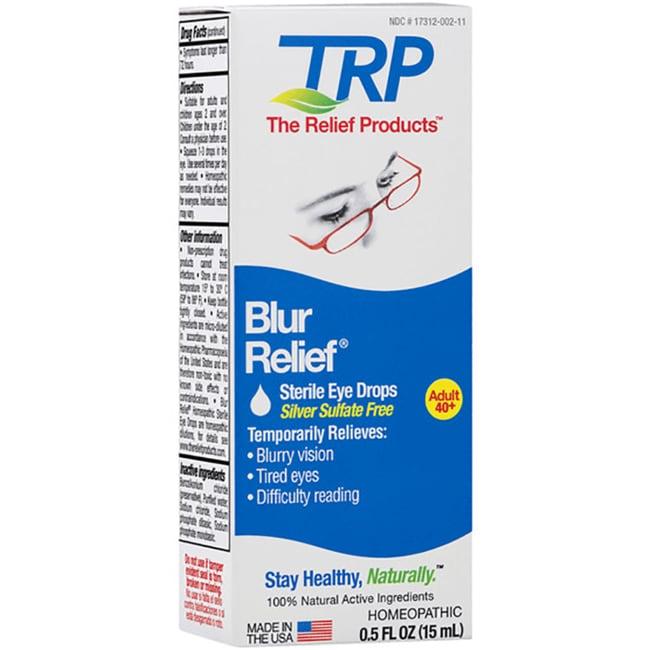 TRP Company Blur Relief
