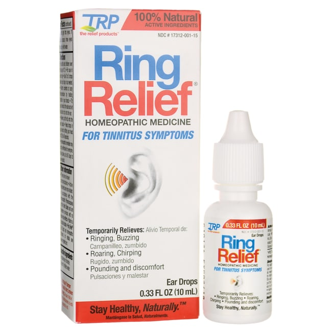 TRP CompanyRing Relief