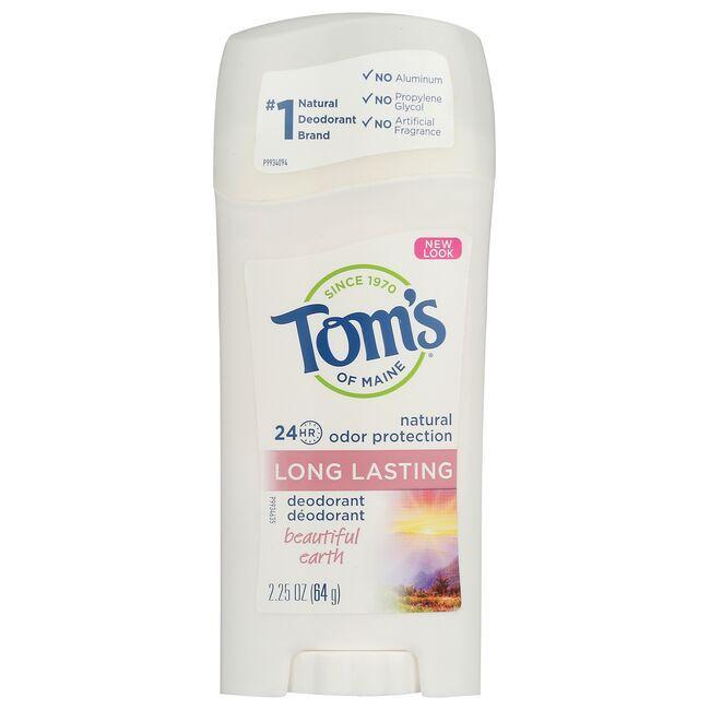 Tom's of MaineBeautiful Earth Long Lasting Deodorant
