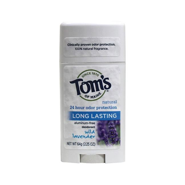 Tom S Of Maine Natural Care Lavender Deodorant Stick   Oz