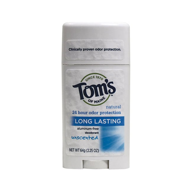Tom's of Maine Unscented Natural Long-Lasting Care Deodorant