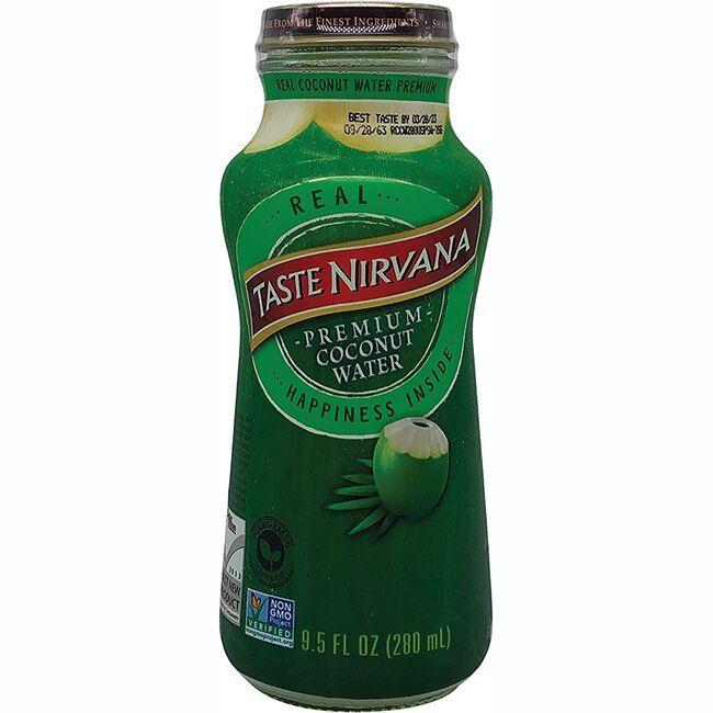 Taste NirvanaReal Coconut Water