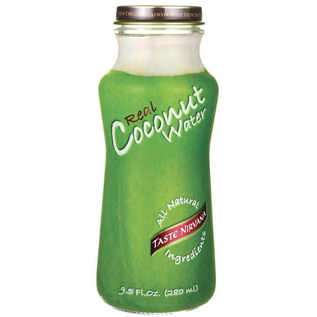 Taste NirvanaReal Coconut Water