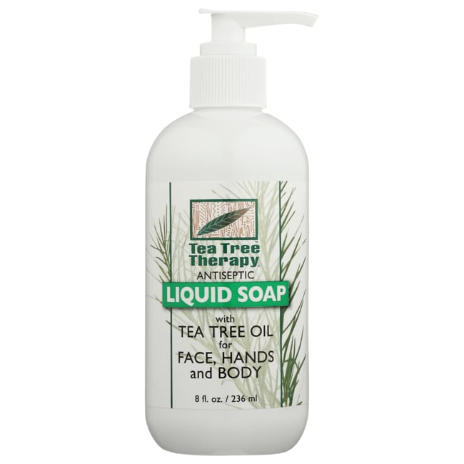 Tea Tree TherapyAntibacterial Liquid Soap with Tea Tree Oil
