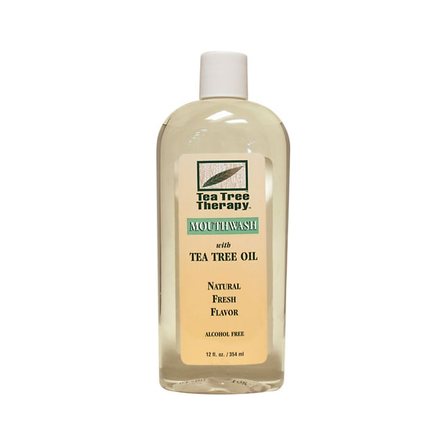 Tea Tree Therapy Mouthwash with Tea Tree Oil