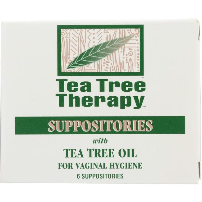 Vaginitis tea tree oil