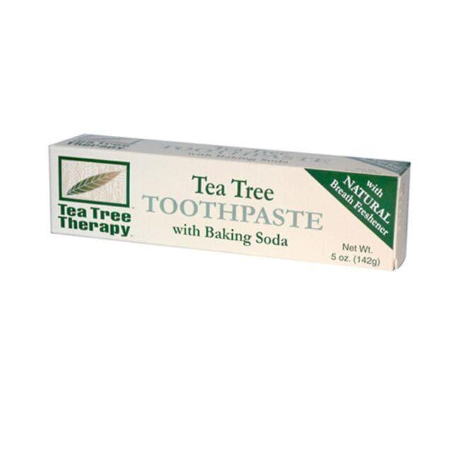 Tea Tree TherapyTea Tree Toothpaste with Baking Soda