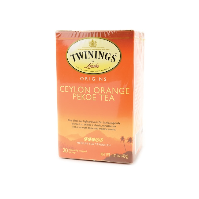 TwiningsOrigins Ceylon Orange Pekoe Tea
