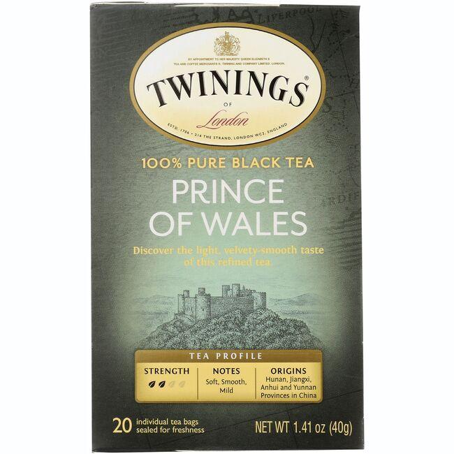 Twinings100% Pure Black Tea - Prince of Wales