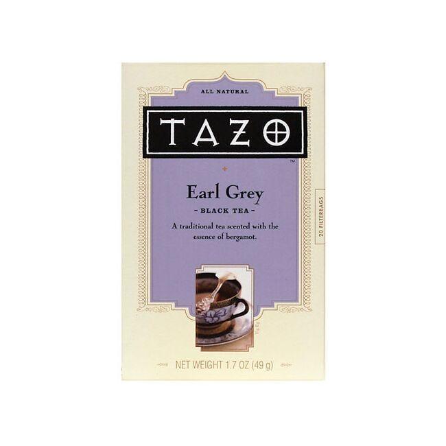 Tazo TeaBlack Tea - Earl Gray