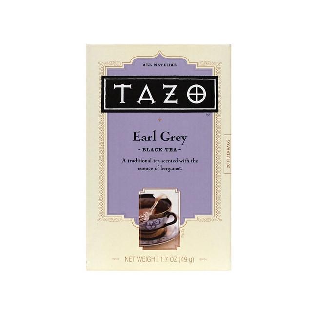 Tazo Tea Black Tea - Earl Gray
