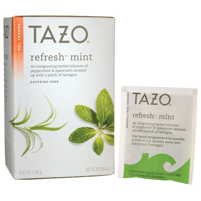 Tazo Tea Herbal Tea - Refresh
