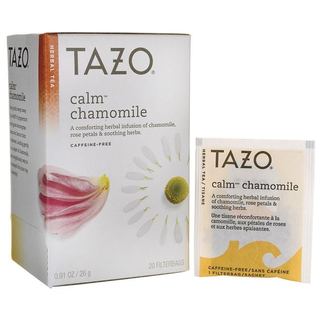 Tazo TeaHerbal Tea - Calm Chamomile