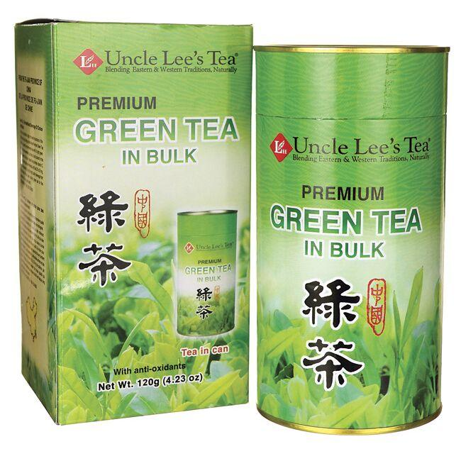 Uncle Lee's TeaPremium Green Tea in Bulk
