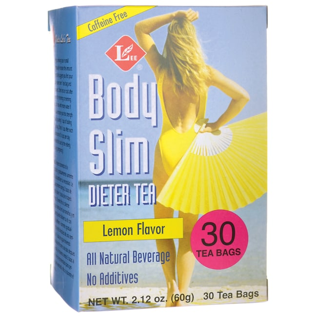 Uncle Lee's TeaBody Slim Dieter Tea - Lemon